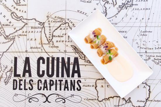 Margarita's en La Cuina dels Capitans