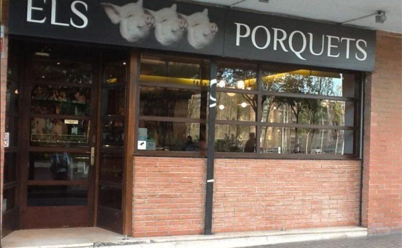 En Els Tres Porquets con Tomasito's