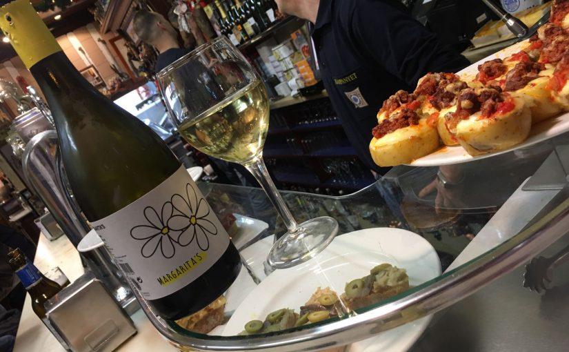 ¡Margarita's en El Xampanyet!